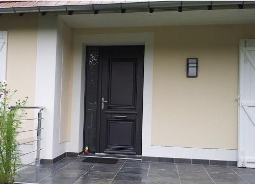 Installations de portes d 39 entr e ozoir sucy for Porte zen bel m