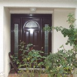 Porte d'Entrée Alu – Bel'm – Installée par ATOUBAIE
