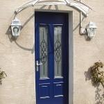 Porte d'Entrée Bel'm et Marquise – Installée par ATOUBAIE