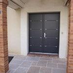 Porte d'entrée aluminium-Ozoir la Ferrière