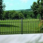 Cloture aluminium Art et Fenètre ligne «Retro»