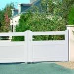 Portail PVC Art et Fenètre