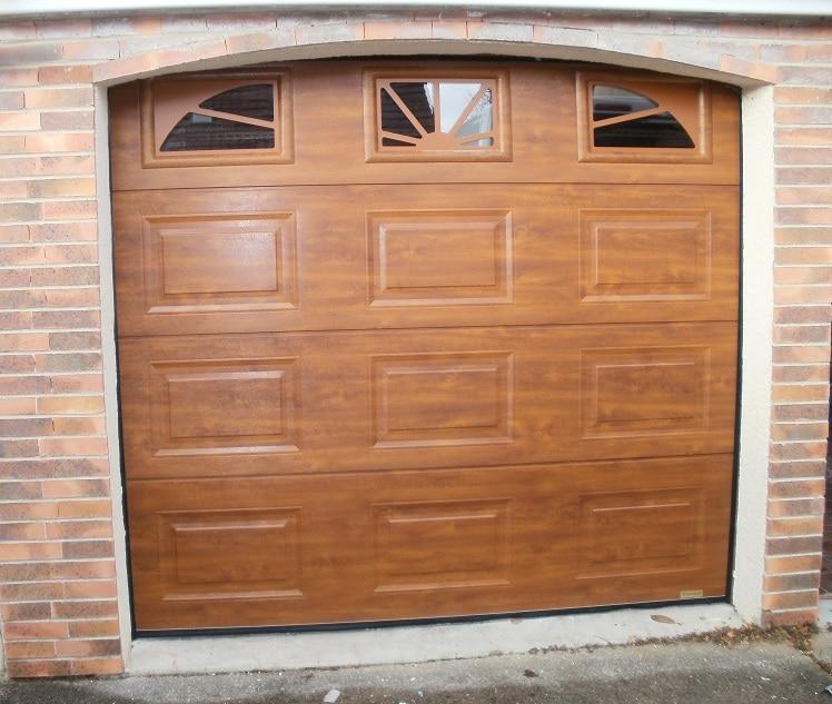 Portes de garage 77 94 ozoir pontault lagny chelles for Porte de garage suspendue