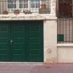 Porte de Garage – Saint Maur