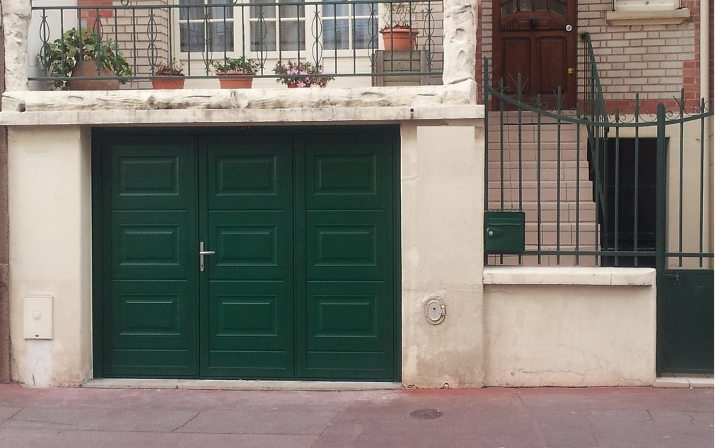 Portes de garage 77 94 ozoir pontault lagny chelles for Garage coquelin saint maur